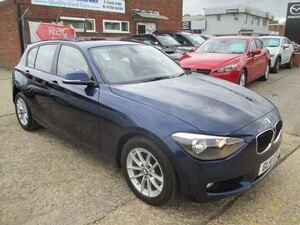 BMW 1 Series 2014