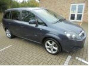 Vauxhall Zafira 2011