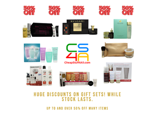 Huge Sale on Our Branded Gift Sets in Newcastle Upon Tyne